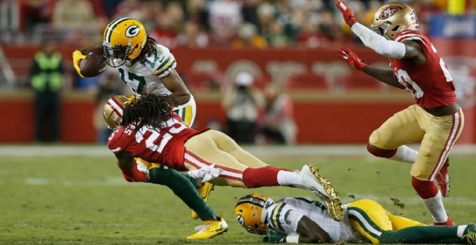 Green Bay Packers vs. San Francisco 49ers NFL Pick Prediction Preview