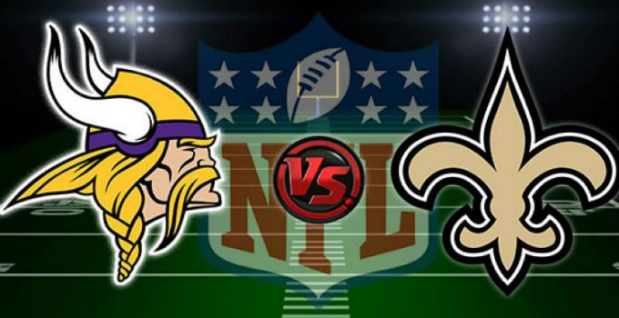 Minnesota Vikings vs New Orleans Saints NFL Pick Prediction Preview