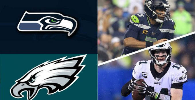 Seattle Seahawks vs. Philadelphia Eagles NFL Pick Prediction & Preview