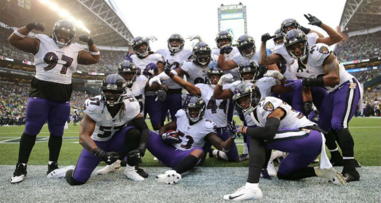 Tennessee Titans vs. Baltimore Ravens NFL Pick Prediction Preview