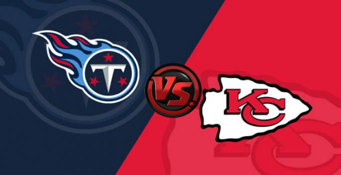 Tennessee Titans vs. Kansas City Chiefs NFL Pick Prediction Preview
