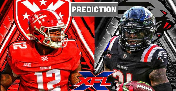 NY Guardians vs. DC Defenders XFL Pick Prediction Preview