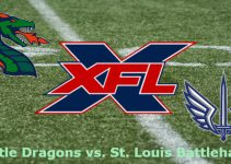 Seattle Dragons vs. St. Louis Battlehawks XFL Pick Prediction Preview